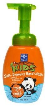 Tekuté mýdlo dětské Kiss My Face