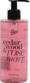 Tekuté mýdlo Etos