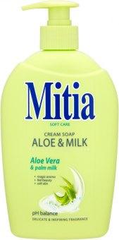 Tekuté mýdlo krémové Mitia