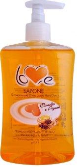 Tekuté mýdlo Love Madel