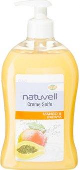 Tekuté mýdlo Natuvell