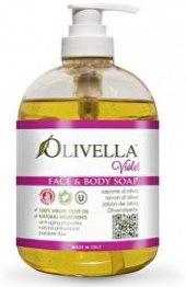 Tekuté mýdlo Olivella