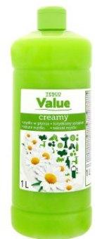 Tekuté mýdlo Tesco Value