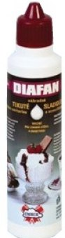 Tekuté sladidlo Diafan