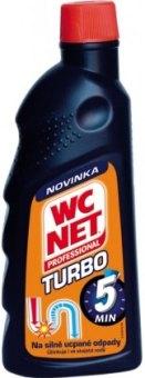 Čistič odpadů tekutý Turbo WC Net