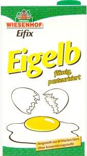 Tekutý vaječný žloutek Zeelandia