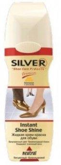 Tekutý vosk na boty Silver