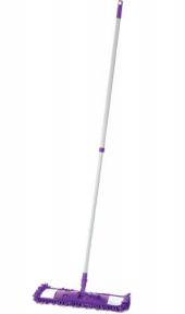 Teleskopický mikrovláknový mop Toptex