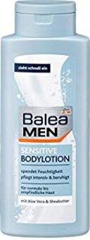 Tělová emulze Balea Men
