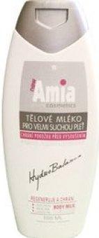 Tělové mléko Amia