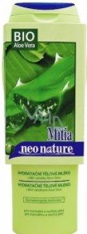 Tělové mléko Bio Mitia