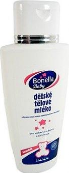 Tělové mléko dětské Bonella Baby Silvita