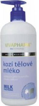 Tělové mléko hydratační Vivapharm