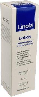 Tělové mléko Linola Lotion Dr. Wolff