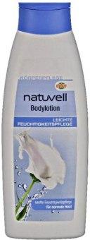 Tělové mléko Natuvell