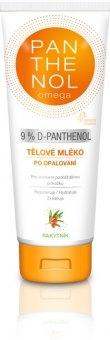 Tělové mléko Panthenol forte 9 % s rakytníkem Omega Pharma