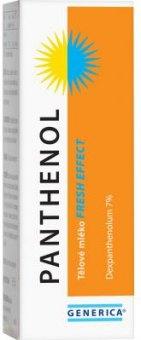 Tělové mléko Panthenol Fresh Effect Generica