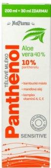 Tělové mléko Panthenol MedPharma