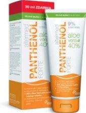 Tělové mléko Panthenol 9% s Aloe Vera Altermed Omega Pharma