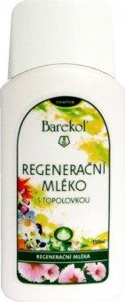 Tělové mléko regenerační Barekol