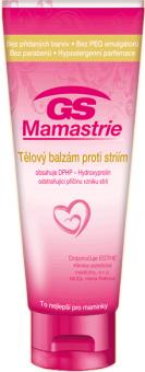 Tělový balzám proti striím GS Mamastrie