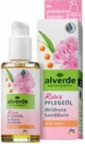 Olej tělový Alverde