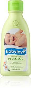 Tělový olej dětský Babylove
