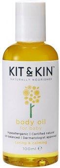 Tělový olej dětský Kit&Kin