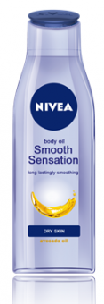 Olej tělový Smooth Sensation Nivea