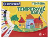 Temperové barvy Centropen