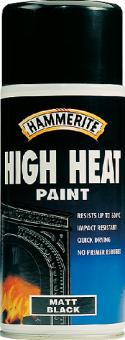 Tepelně odolný sprej Hammerite