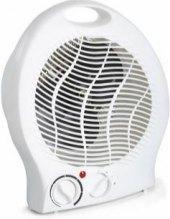 Teplovzduššný ventilátor HomeLife NSB-200C