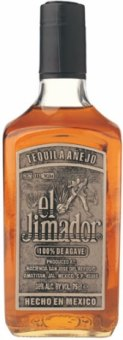 Tequila Añejo El Jimador