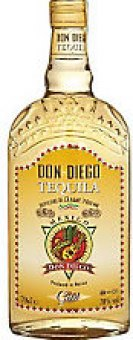 Tequila Gold Don Diego