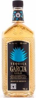 Tequila zlatá Garcia