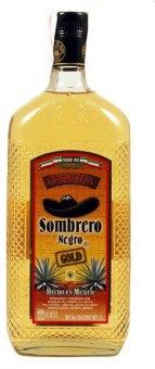 Tequila Gold Sombrero Negro