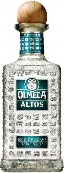 Tequila Plata Altos Olmeca