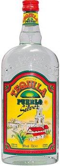 Tequila stříbrná Pueblo