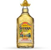 Tequila zlatá Reposado Sierra
