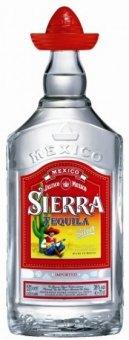Tequila stříbrná Sierra