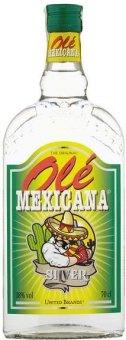 Tequila stříbrná Mexicana Olé