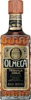 Tequila zlatá Aňejo Olmeca