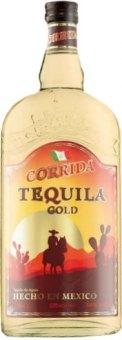 Tequila zlatá Corrida