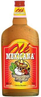 Tequila zlatá Mexicana Olé