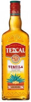 Tequila zlatá Tezcal