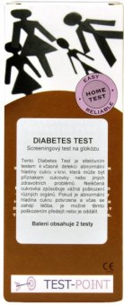 Test Diabetes MiraTes