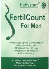 Test mužské plodnosti FertilCount Babystart