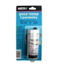Tester pH Mastersil
