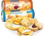 Těsto na croissanty mražené Belbake