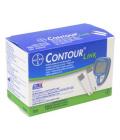 Testovací proužky na glukózu Contour B. Braun